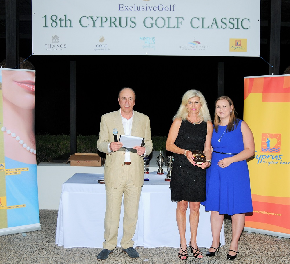 18th Cyprus Golf Classic