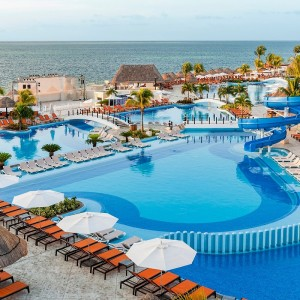 Exclusive Golf Golf Holidays Moon Palace Cancun Mexico