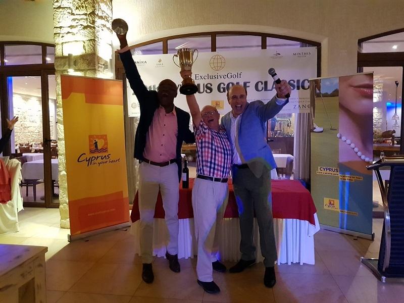 Cyprus Champion 2018